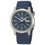 Seiko-Men-s-SNK807-Seiko-5-Automatic-Watch-w-Blue-Canvas-Strap-56-More-Free-shipping
