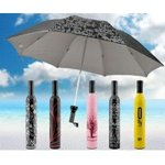 Stow-Away-Umbrella-with-Wine-Bottle-Carrying-Case-Choice-of-5-Styles