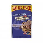 Two-4-Packs-Pure-Protein-Bars-8-bars-total-GNC-Pro-Performance-Shaker-Cup-11-50
