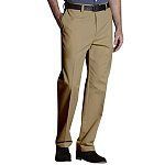 Haggar-Mens-Mitchell-Khaki-Classic-Fit-Flat-Front-Pants-12-Authentic-Men-s-Icon-Slim-Straight-Jeans-3