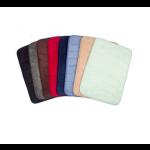 Spa-Soft-17-x24-Memory-Foam-Bath-Mat-w-Super-Soft-Microplush-Fabric-various-colors-9-Free-Shipping