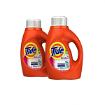2-pack-50oz-Tide-Laundry-Detergent-High-Efficiency-Free-and-Gentle-Unscented-Non-HE-Original-Scent-HE-or-Non-HE-Bleach-Alternative-Original-Scent-10-Free-Shipping