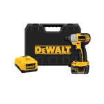 DeWalt-1-4-18V-Cordless-Lithium-Ion-Impact-Driver-w-Case-Charger-119-Free-Store-Pickup