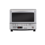 Panasonic-NB-G110P-FlashXpress-Toaster-Oven-w-Double-Infrared-Heating-70-Free-Shipping