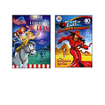 DVD-Movies-Liberty-s-Kids-The-Complete-Series-5-Where-on-Earth-is-Carmen-Sandiego-The-Complete-Series-4-70