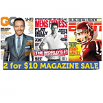 Magazine-Sale-Select-2-for-10-Popular-Science-GQ-Saveur-Men-s-Fitness-ESPN-Car-and-Driver-More-2-for-10