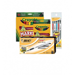 Staples-In-Store-Deals-12-pack-BIC-Ballpoint-Pens-Free-after-2-80-rebate-5-pack-Sharpie-Permanent-Markers-or-Highlighters-1-10-pack-Crayola-Markers-0-75-More-In-Store-Only
