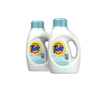 2-Pack-of-50oz-Tide-High-Efficiency-Laundry-Detergent-Free-and-Gentle-Unscented-10-Free-Shipping