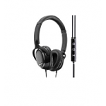 Klipsch-Image-ONE-Premium-On-Ear-Headphones-with-Mic-and-3-Button-Apple-Control-Black-70-Free-Shipping