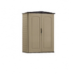 Rubbermaid-Roughneck-3-x5-Gable-Storage-Shed-197-Free-Store-Pickup