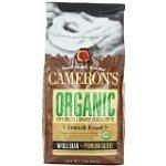 32oz-Cameron-s-Organic-French-Roast-Whole-Bean-Coffee-13-Free-Shipping