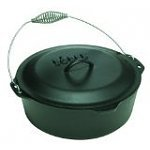 Lodge-Logic-9-Quart-Pre-Seasoned-Dutch-Oven-with-Iron-Cover-45-Free-Shipping