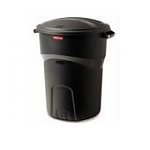32-Gallon-Rubbermaid-Roughneck-Trash-Can-black-10-Free-Store-Pickup