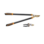 Fiskars-Titanium-Bypass-Lopper-Pruner-Set-20-Free-store-pick-up