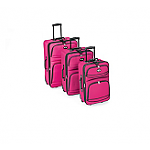 24-Leisure-Bayside-Luggage-Collection-Magenta-5-Free-Shipping