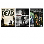 Amazon-s-Late-Summer-Mega-Sale-PC-Digital-Download-Tomb-Raider-14-The-Walking-Dead-400-Days-10-5-Game-MS-Arcade-Pack-7-50-Beyond-Good-Evil-2-50-Many-More